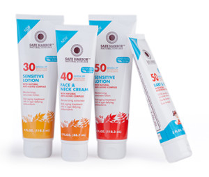 safe harbor sunscreen